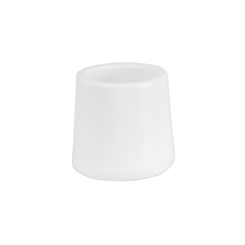 ... White Replacement Foot Cap for Plastic Folding Chairs. Image 1. Loading zoom  sc 1 st  Wholesale Event Solutions & White Replacement Foot Cap for Plastic Folding Chairs - Events Wholesale