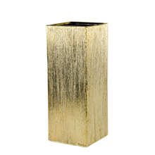 """5"""" x 12"""" Gold Tall Square Block - 6 Pieces"""