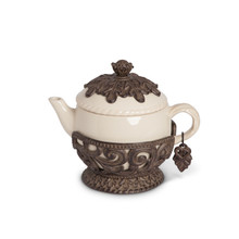 GG Collection 40oz. Acanthus Teapot or Coffee Server