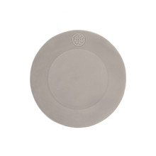 11.5 Inch Medallion Stoneware Dinner Plates by GG Collection - Set of 4