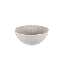 6 Inch Medallion Stoneware Salad Bowls by GG Collection - Set of 4