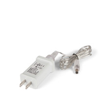 """Electric Adaptor with 72""""L Cord - 8 Pieces"""