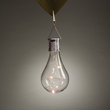 "5.5""H Solar Edison Light Bulb - 12 Pieces"