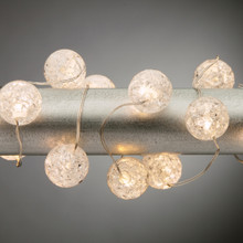 40 Inch 20 Light Warm White Micro LED String - 6 Sets