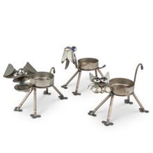 Metal Animal Multi Holder - 6 Pieces