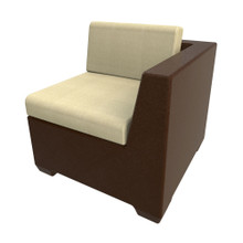 Simplicity Right Corner Chair