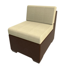 Simplicity Center Section Chair