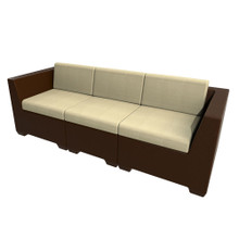 Simplicity Sectional Sofa