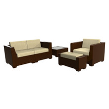 Simplicity Sectional Furniture Set