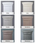 Available Finishes