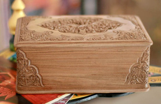 "Jewellery Box - ""Faithfully Yours"""