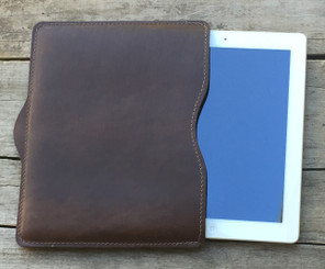 iPad Sleeve for iPad and iPad Air - Dark Brown