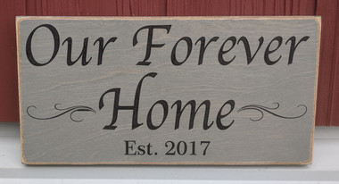 Our Forever Home