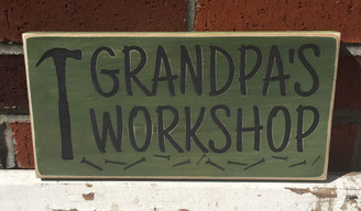 Grandpa's Workshop