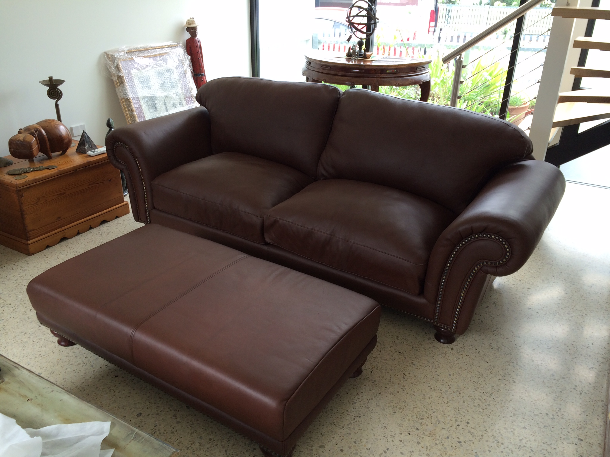 Kudos To A Kudu Couch Leather Restoration Co