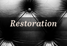 """restoration"""