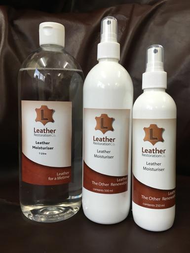 Leather Moisturiser