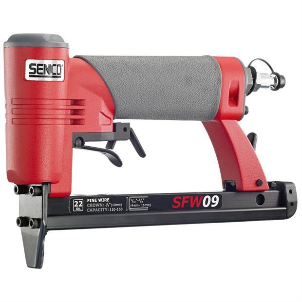"""Senco SFW09-C 3/8"""" Crown Upholstery Stapler 22 Ga. 5/32"""
