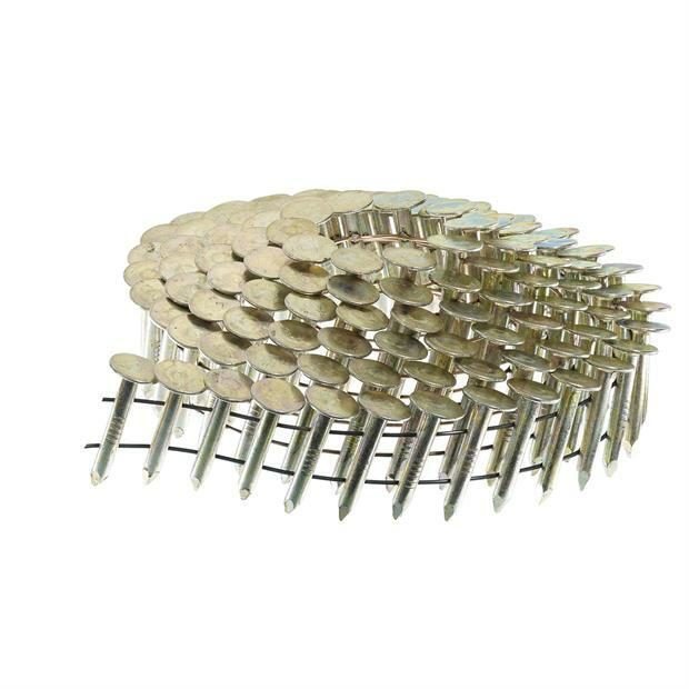 Senco M003106 1 3 4 Quot X 120 Galvanized Roofing Coil Nails