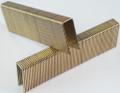 "1-1/4"" Length 16 Gauge 1/2"" Crown Galv Staples - 5,000 per Box - 7610PG"