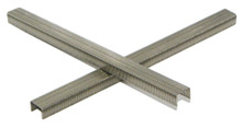 "3/16 "" 22 Gauge Stainless Steel Upholstery Staples - 10,000 per Box - 87003SS"
