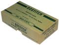 """Bostitch SPK 3023 3/16"""" Liquor Finish Staples - 10,000 per Box"""