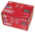 "B04BAAPN 1/4"" Leg 22 Ga. Galv. SENCO Staple - 25,000 per Box"