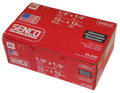 "B08BAAP 1/2"" Leg 22 Ga. Galv. SENCO Staple - 25,000 per Box"