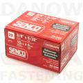"Senco C02BAAPN 5/32"" 22 Gauge 3/8"" Crown Galv. Staples"