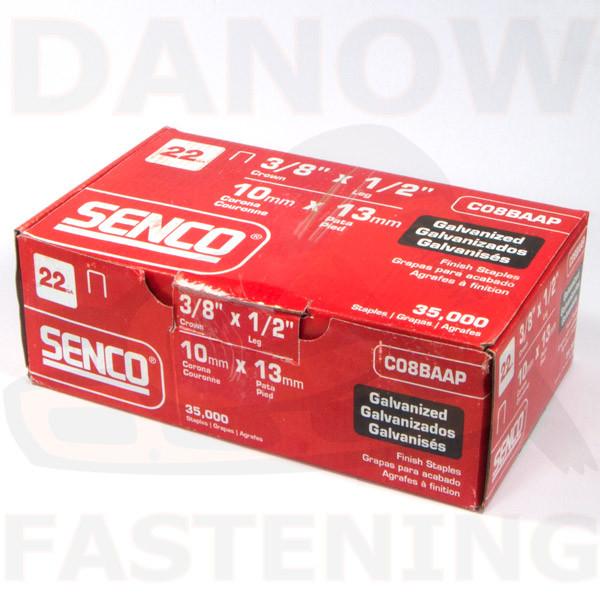 Senco C06BAAP x 3//8 Galvanized Staples Pack of 1