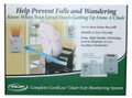 Complete Cordless Chair Exit Monitoring Pad In-A-Box
