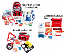 1 Person Guardian Preparedness Package