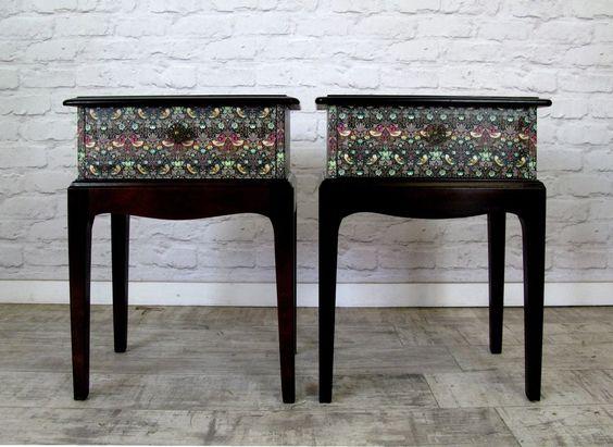 Decoupage Tables