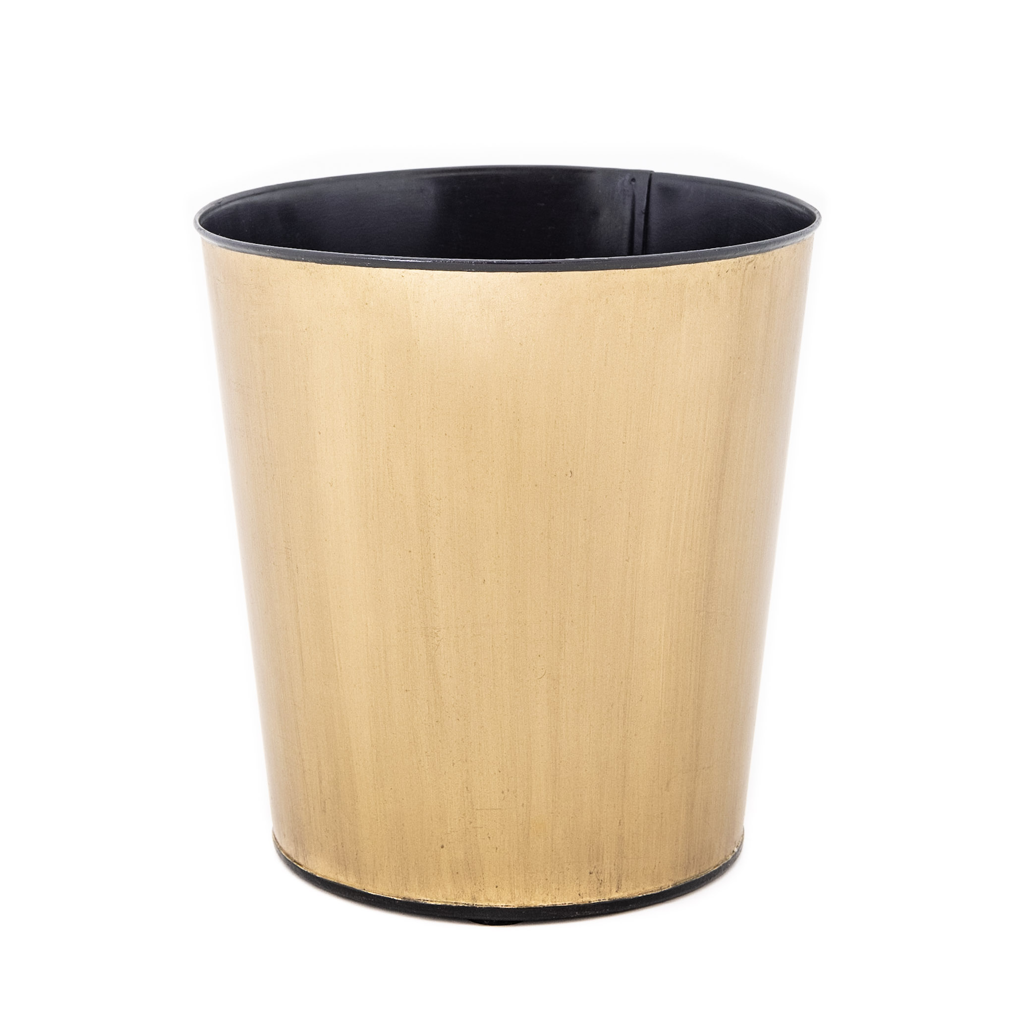 Office Study Hotel quality waste paper bin bronze