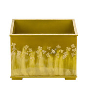 Bee Magazine Rack - front