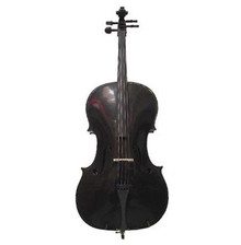 Handcrafted Black Cello CL100-BK
