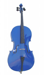 Handcrafted Blue Cello MC100DBL