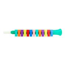 Green Colored Keys Harmonica