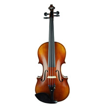 Oil Varnished Flamed Orchestra Violin VN-500