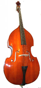 Flamed Back Upright String Double Bass BA300-MP