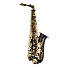 Black Lacquer Alto Saxophone