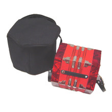 20 Button Concertina Bag
