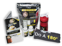 30 DAY GET LEAN WEIGHT LOSS SYSTEM for MEN by LEAN 180