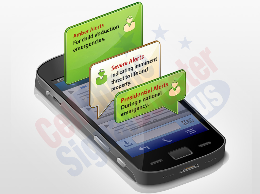 Booster ensures wireless emergency alerts are received