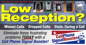Buy Cell Phone Signal Booster Now