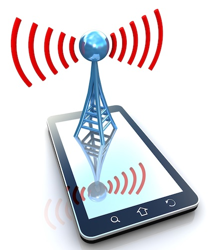 Cell phone antenna reception problem causes and solutions.