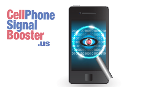 Stop cell phone spying