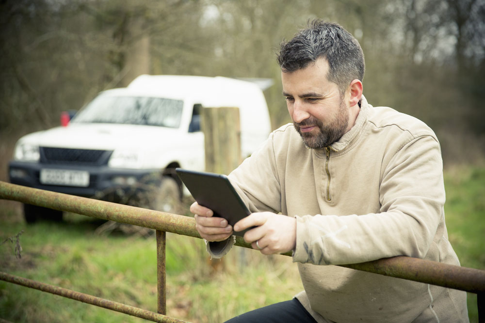 Increase Cell Signal Strength for Foresters and Forestry Technicians