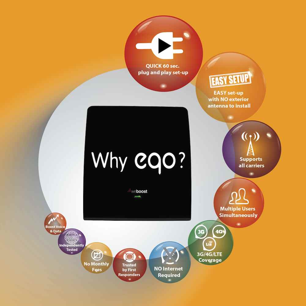 Why Eqo Home Booster?