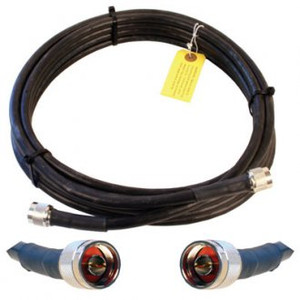 Wilson 952320 WILSON400 20 feet cable with N-Male Connectors. Black (weBoost 952320)